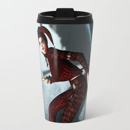 Fool Travel Mug