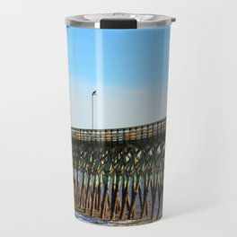 Second Avenue Pier Travel Mug