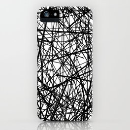 Urban Graphism iPhone Case