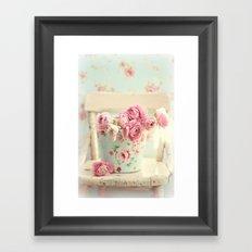 Sweet Moments Framed Art Print