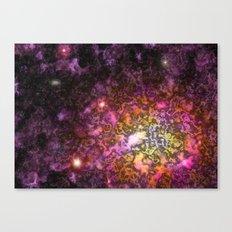 Nebula IV Canvas Print