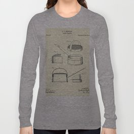 Coffee Roaster-1883 Long Sleeve T-shirt