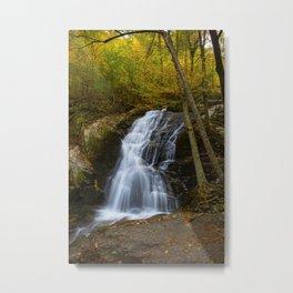 Crabtree Falls Metal Print