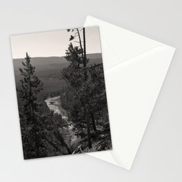 gibbon canyon Stationery Cards