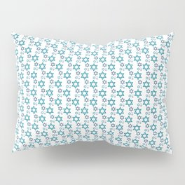 Fibonacci Pattern Jewish Pillow Sham