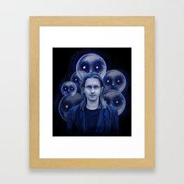 Steven Wilson - The Raven that Refused to Sing Framed Art Print