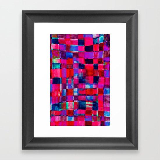 Island Daze Framed Art Print