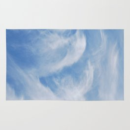 Clouds and sky Rug