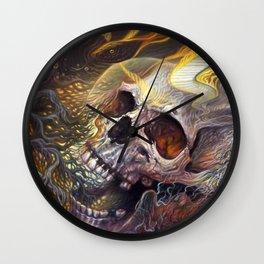 Illuminatus Wall Clock