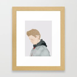 Skam | Even Bech Næsheim Framed Art Print