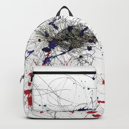 Hella Positive For Real/Trying To Get A Hold On This Backpack