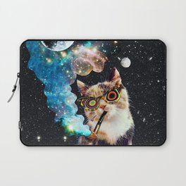 High Cat Laptop Sleeve