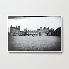 Kilkenny Castle, Ireland Metal Print