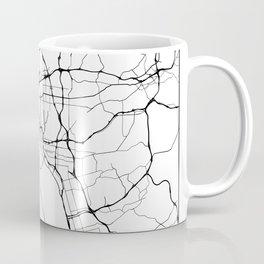 Minimal City Maps - Map Of San Diego, California, United States Coffee Mug