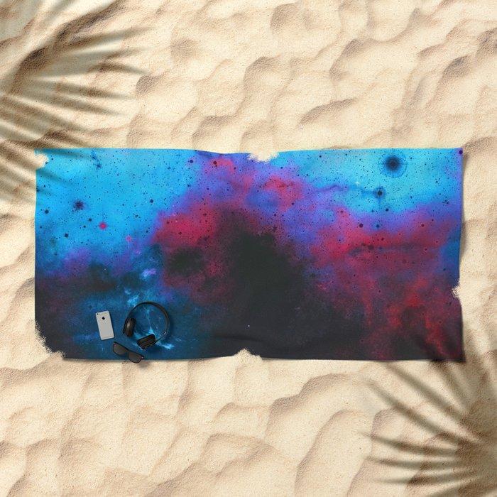 ζ UMa Beach Towel