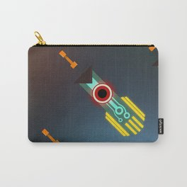 Transistor Swords Carry-All Pouch