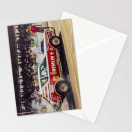 AMC Gremlin X Drag Car Stationery Cards