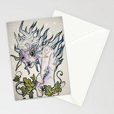 Unicorn Elf Stationery Cards