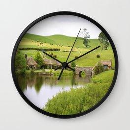 Green Dragon Inn  Wall Clock