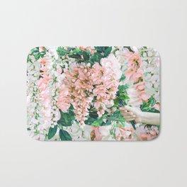 1992 Floral Delivery Bath Mat