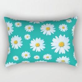 Dozens of Daisies Rectangular Pillow