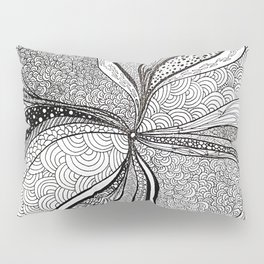 Black hole Pillow Sham