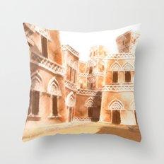 Yemen Throw Pillow