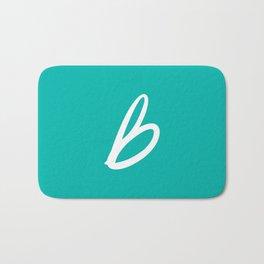 Recettes du Bonheur - Bleu Bath Mat