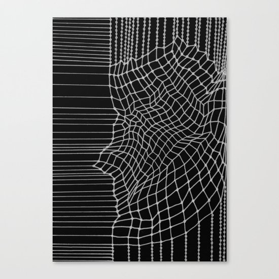 The Metaphor Canvas Print