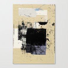 misprint 83 Canvas Print