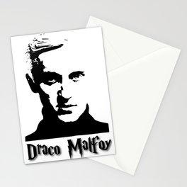 Draco Malfoy Artwork Stationery Cards