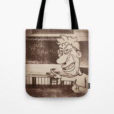 Skul Daze Tote Bag