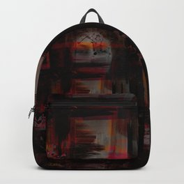 """""""Cherry / Rose Gold Porstroke"""" Backpack"""