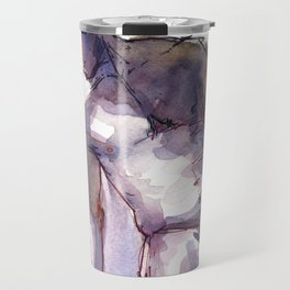 PATRICK, Nude Male by Frank-Joseph Travel Mug