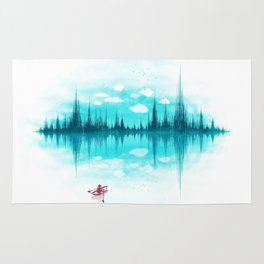Sound Of Nature Rug