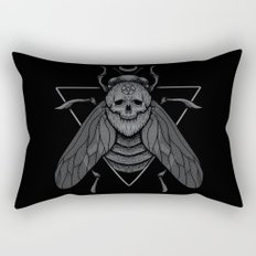 Pestilence Rectangular Pillow