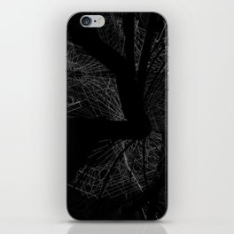 90% of my mind is on you iPhone Skin