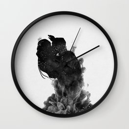 Heaven is just me and you. Wall Clock