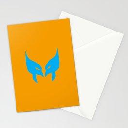 Wolverine Mask Stationery Cards