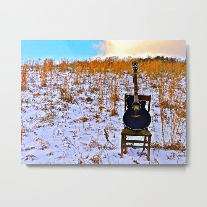 Winter's Song Metal Print