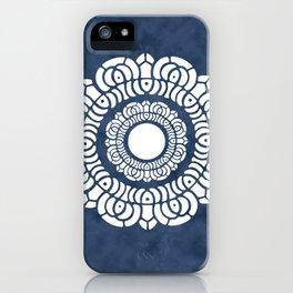 LoK: White Lotus iPhone Case