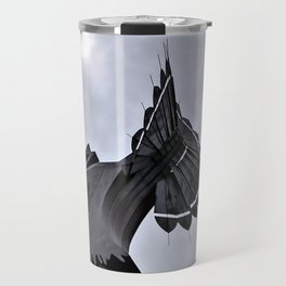 Keeper of the Plains Travel Mug