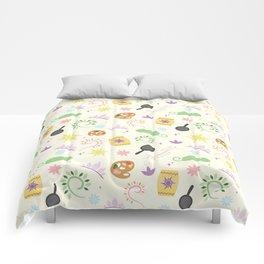 Rapuzel's Favorite things Comforters