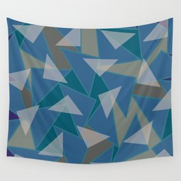 Broken Glass Wall Tapestry