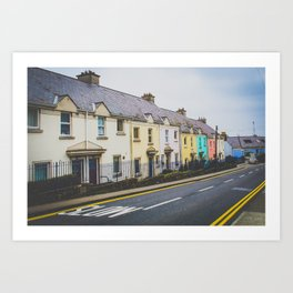 Howth, Ireland Art Print