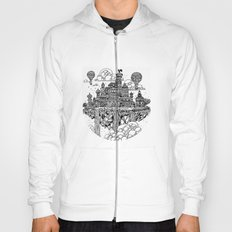 Floating city Hoody