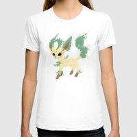 leaf T-shirts featuring Leaf by Melissa Smith
