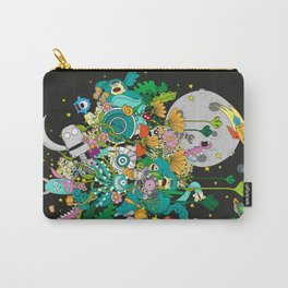 Imaginary Land Carry-All Pouch