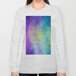 Space Clouds Long Sleeve T-shirt
