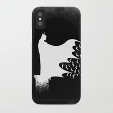 Knight Rising Inverted  iPhone X Slim Case